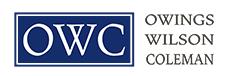 Owings, WIlson & Coleman