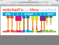 Mitchell's Run Thru Rockford 2017