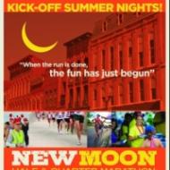 New Moon Half, Quarter Marathon and Crescent Moon 5K