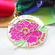 Gratitude In Bloom - Virtual Fun Run 1 Miler & 5k