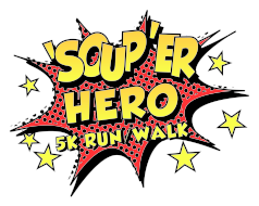 1st Annual 'Soup'er Hero 5k Run/Walk