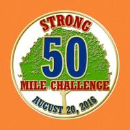 STRONG 50 Mile Challenge Virtual RUN/WALK