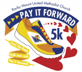 Pay it Forward 5k 2016