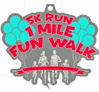 The 5K Run / 1 Mile FUN Walk!! to benefit