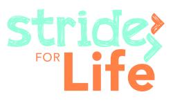Stride For Life 5k/1 Mile Run/Walk