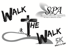"SPA Women's Ministry Homes ""Walk the Walk"" & Run 5k"