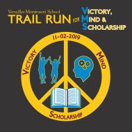 Trail Run for Victory, Mind & Scholarship