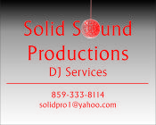 Solid Sound Productions