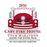 Cary Fire House Tour Marathon