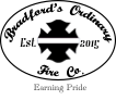Bradford's Ordinary Fire Co.