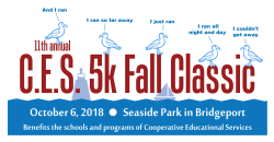 Cooperative Educational Services 5K Fall Classic