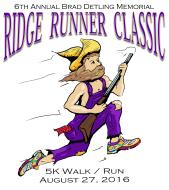 Brad Detling Memorial Ridge Runner Classic