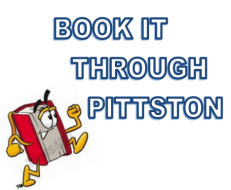 Tom and Dianne Tigue 3rd Annual Book It Through Pittston 5K Run and Fun Walk