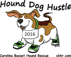 Hound Dog Hustle 5K Run Walk