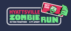 Hyattsville Zombie Run Virtual Race