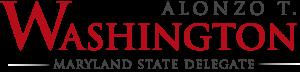 Alonzo Washington; Maryland State Delegate