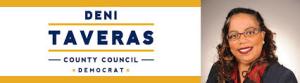 Prince George's County Council Member Deni Taveras