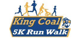 KING COAL 5K RUN WALK AND KIDS FUN RUN
