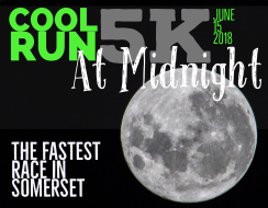 The COOL RUN at MIDNIGHT