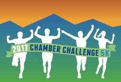 Asheville Chamber Challenge 5K