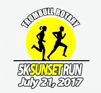 Trumbull Rotary Sunset Run