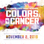 Colors 4 Cancer 10K/5K/1M