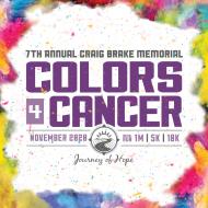 Colors 4 Cancer Virtual 10K/5K/1M