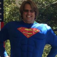 Susan's Superhero Strides