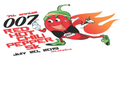 7th Annual Richmond Hill Red Hot Chili Pepper 5k