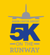 CAK 5K on the Runway