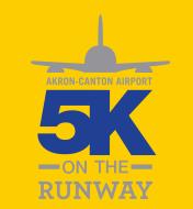 CAK 5K on the Runway