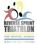 Ft Benning Reverse Sprint Triathlon
