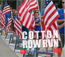 Mercedes Benz Cotton Row Runs 10k, 5k, and 1 mile kids run