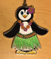 Hula Penguin Virtual Run