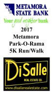 Metamora Park-O-Rama 5K