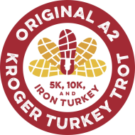 The Original Kroger A2 Turkey Trot: The Virtual Iron Turkey #RacingAloneTogether 2020