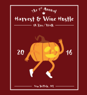 Harvest & Wine Hustle 5K Run/Walk