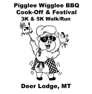 Pigglee Wigglee BBQ COOK-OFF 3K  RUN/WALK