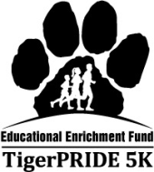 TigerPRIDE 5K Run/Walk