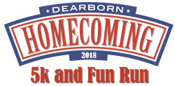 Dearborn Homecoming 5k and Fun Run