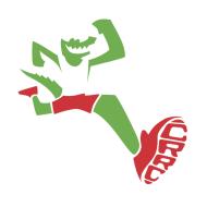 Cajun Road Runners Al Comeaux LA10