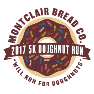 Montclair Bread Co. 5K Doughnut Run