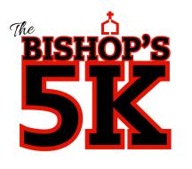 The Bishop's 5K