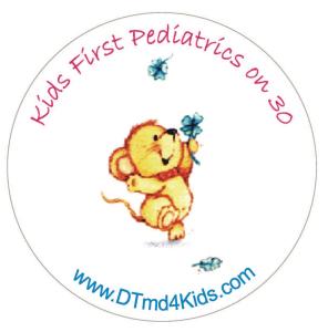 Kids First Pediatrics on 30