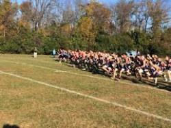 Piqua XC early season 1.5mi/2mi Time Trial