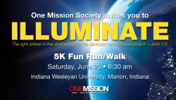 Project Illuminate 5K Fun Run/Walk for Literacy