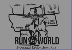 3rd Annual Bakken Boom Run