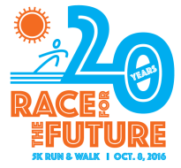 20th Annual Race for the Future 5K and Kids Dash