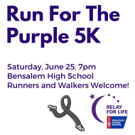 Run For The Purple
