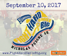 5th Annual Nicholas Pedone 5k